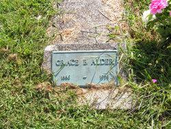 Grace Belle <i>Surber</i> Alder