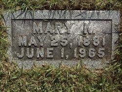Mary Maria <i>Kibbe</i> Hunsicker