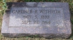 Gardner Robert Withrow