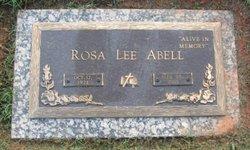 Rosa Lee Abell