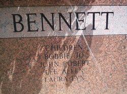 Robert Glenn Allen Bennett