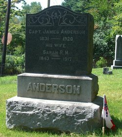 Capt James Anderson