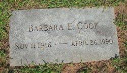 Barbara E Cook