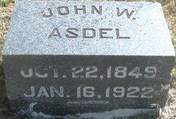 John W. Asdel