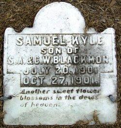 Samuel Kyle Blackmon
