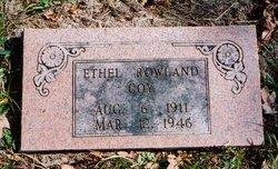 Ethel Rowland Coy
