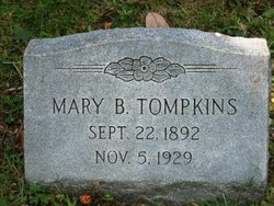 Mary Bedford Tompkins