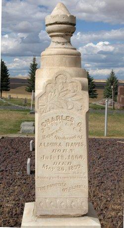 Charles C Davis