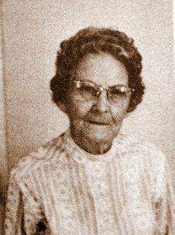 Virginia Maud <i>West</i> Evans