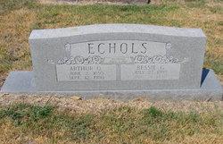Bessie <i>Jackson</i> Echols