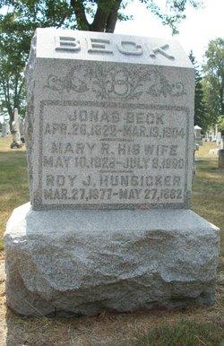 Mary <i>Rassille</i> Beck