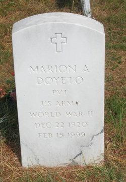 Marion Allen Doyeto