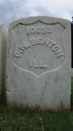 C W Benton