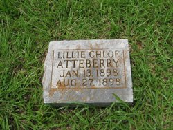 Lillie Chloe Atteberry