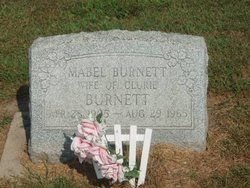 Mabel Burnett