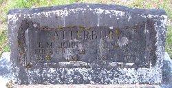 Eugene Morris John Atterbury