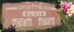 Ida Witt <i>Lewis</i> Blair