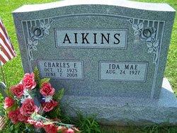Ida Mae <i>Rearick</i> Aikins