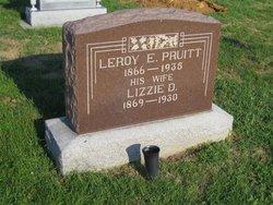 Leroy Pruitt