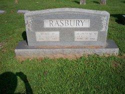 Alonzo M Rasbury, Jr