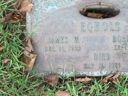James Wallace Echols