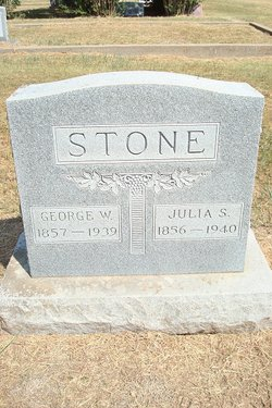 George Washington Stone