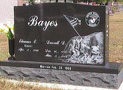 PFC Darrell DeLoy Bayes