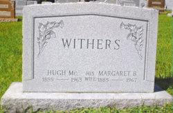 Hugh Mc Withers