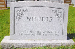 Margaret B Withers