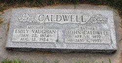 Emily Rachel <i>Vaughan</i> Caldwell