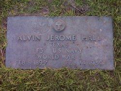 Alvin Jerome Hall