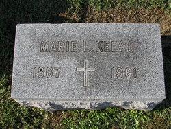 Marie L. <i>Traub</i> Kelso
