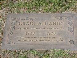 Craig Albert Handy