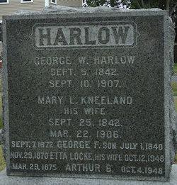 Etta <i>Locke</i> Harlow