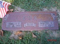 Charles E Fox
