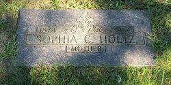 Sophia C <i>Rathke</i> Holtz