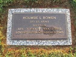 Holmsie L. Bowen