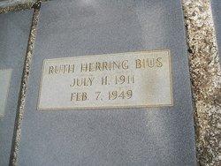 Ruth <i>Herring</i> Bius