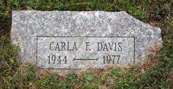 Carla F. <i>Norton</i> Davis