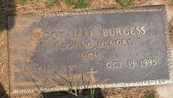 Peggy Mae Burgess