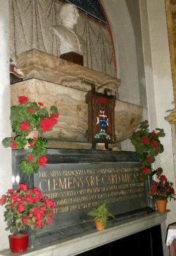 Cardinal Clemente Micara