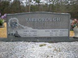 Edna Bobbye <i>Roberts</i> Yarborough