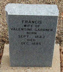 Francis <i>White</i> Gardner