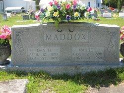 Dan H Maddox