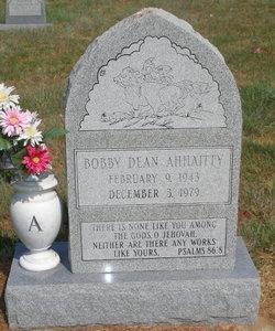 Bobby Dean Ahhaitty