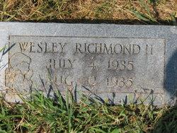 Wesley Richmond, II