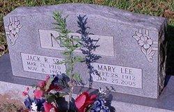 Mary Lee <i>Sublett</i> Ney