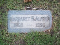 Margaret Russell <i>Anderson</i> Alford