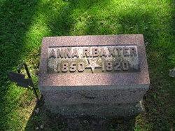 Anna R. Baxter