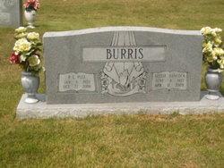 Bessie Agnes <i>Hancock</i> Burris